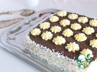 Шоколадный кухен без яиц ингредиенты
