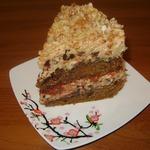 Кофейный пирог Проще простого