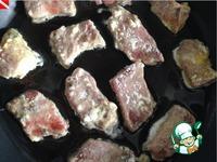 Мясо по-корейски Jeon (Jun) ингредиенты