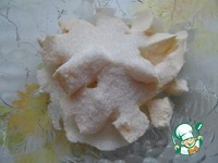 """Пирожное """"Лимонка"""" ингредиенты"""