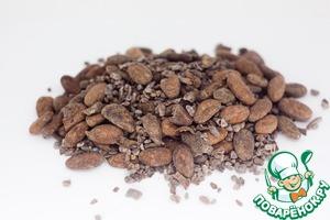 Рецепт Готовим настоящий какао из обжаренных какао-бобов