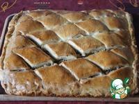 Мясной пирог ингредиенты