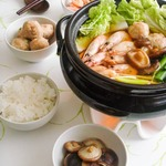 Японский суп борцов сумо