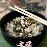 Рис с японской приправой