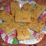 Пирог с масляной заливкой и сладкой хрустящей корочкой