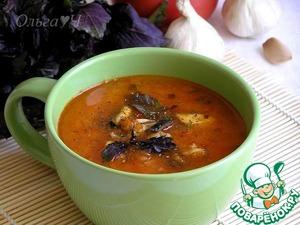 Рецепт Вьетнамский томатный суп