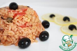 Паэлья с морепродуктами рецепт приготовления с фото как готовить