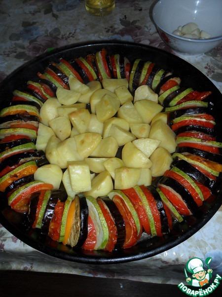 Блюда с орехами арахис