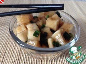 Рецепт Кимчи из дайкона