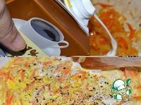 Сливочно-сырный суп с ветчиной и сухариками ингредиенты