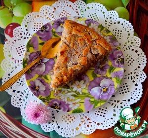 Рецепт Лимонный рисовый пирог по-итальянски
