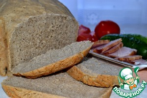Рецепт А' ля Итальянский хлеб из Апулии