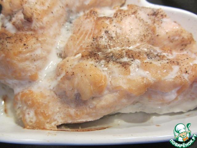 сливочный соус рецепт для духовки