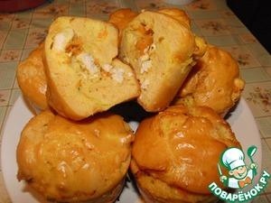 Рецепт Маффины с куриной грудкой