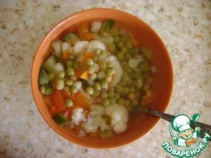 Рецепт Луковый постный диетический суп