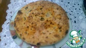 Рецепт Тесто на осетинские пироги