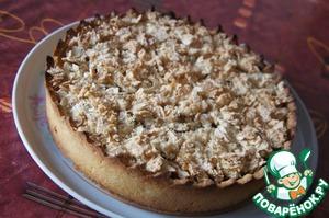 Рецепт Версальский яблочный пирог
