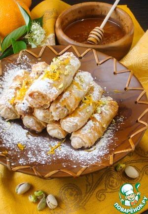 Рецепт Марокканская сладость-Бриуат