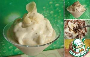 Рецепт Волшебное мягкое мороженое