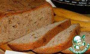 Банановый хлеб простой рецепт с фотографиями