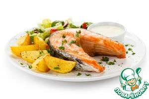Как приготовить Рыба на пару простой рецепт с фотографиями пошагово