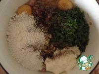 Рубленые куриные котлеты с грибами ингредиенты