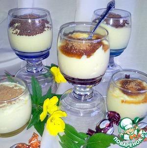 Рецепт Рисовый десерт со вкусом корицы