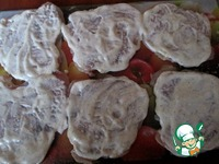 Куриное филе с баклажанами ингредиенты