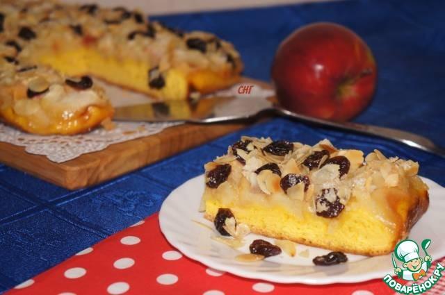 Немецкий пирог с фото