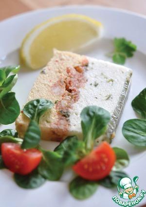 Рецепт Рыбный террин