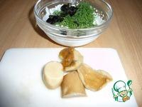 Сливочно-йогуртовый соус к летнему салату ингредиенты