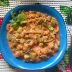 Тушеные кабачки (мамин рецепт)