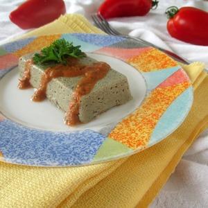 """Рецепт Баклажанная запеканка """"Папетон"""" с томатным соусом"""