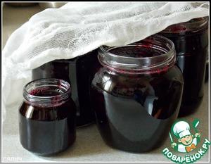 Рецепт Желе из черной смородины на зиму