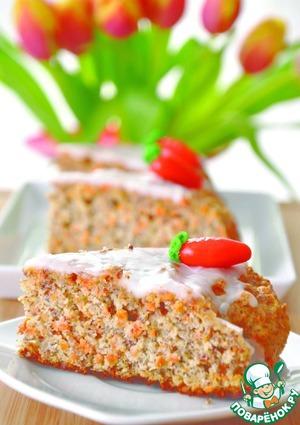 Как приготовить Торт морковный домашний рецепт приготовления с фотографиями пошагово
