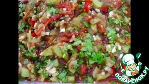 Рецепт Хоровац из овощей