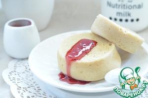 Рецепт Английская булочка из микроволновки
