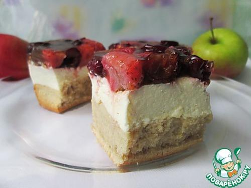 Пирожное сметанник рецепт с фото