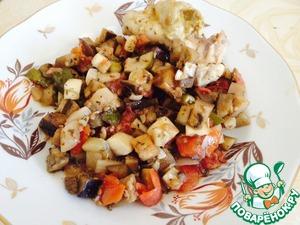 Вкусный рецепт приготовления с фотографиями Овощное рагу