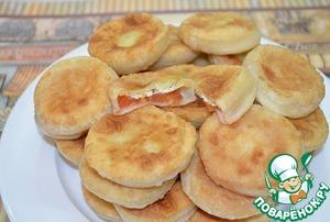 Рецепт Пирожки «Бомбочки»