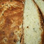 Хлеб из кабачков с зеленью