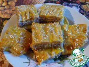 Рецепт Быстрое слоеное тесто на закваске и варианты выпечки из него