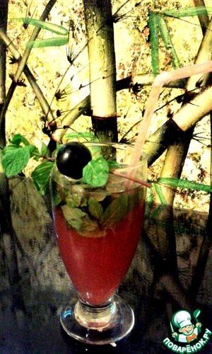 Рецепт Виноградный мохито