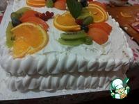 "Торт ""Тропиканка"" ингредиенты"
