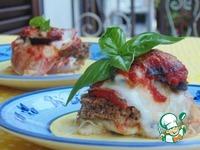 Башенки из баклажанов (Torrette di melanzane) ингредиенты