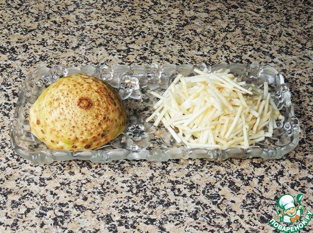 салат с легким рецепт с фото пошагово