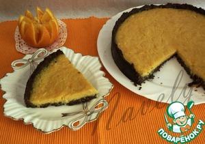 Рецепт Апельсиновая кростата