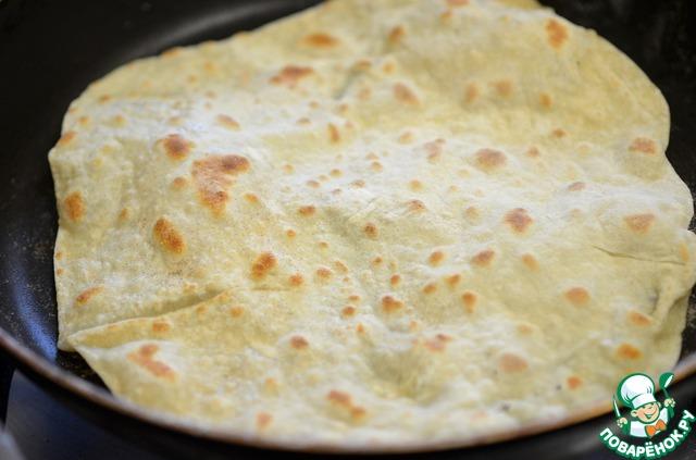 арабский лаваш рецепт