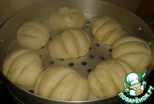 Рецепт Рисовый хлеб на пару