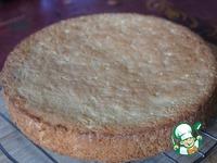 Простой торт с нежнейшим творожным кремом ингредиенты